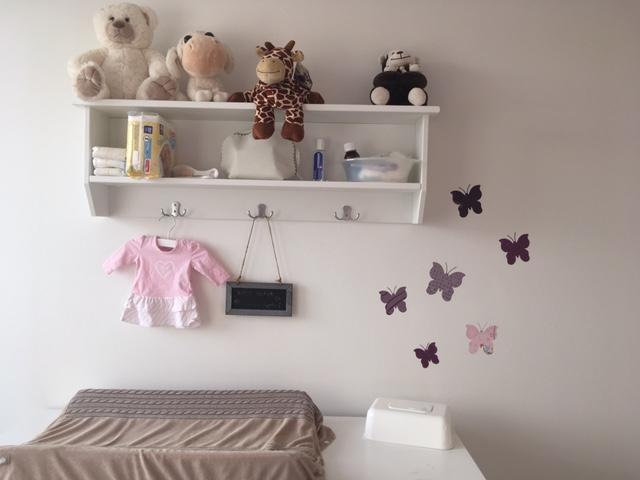 Behang Kinderkamer Vogeltjes : Vlinders u2013 uiltje boompje beestje