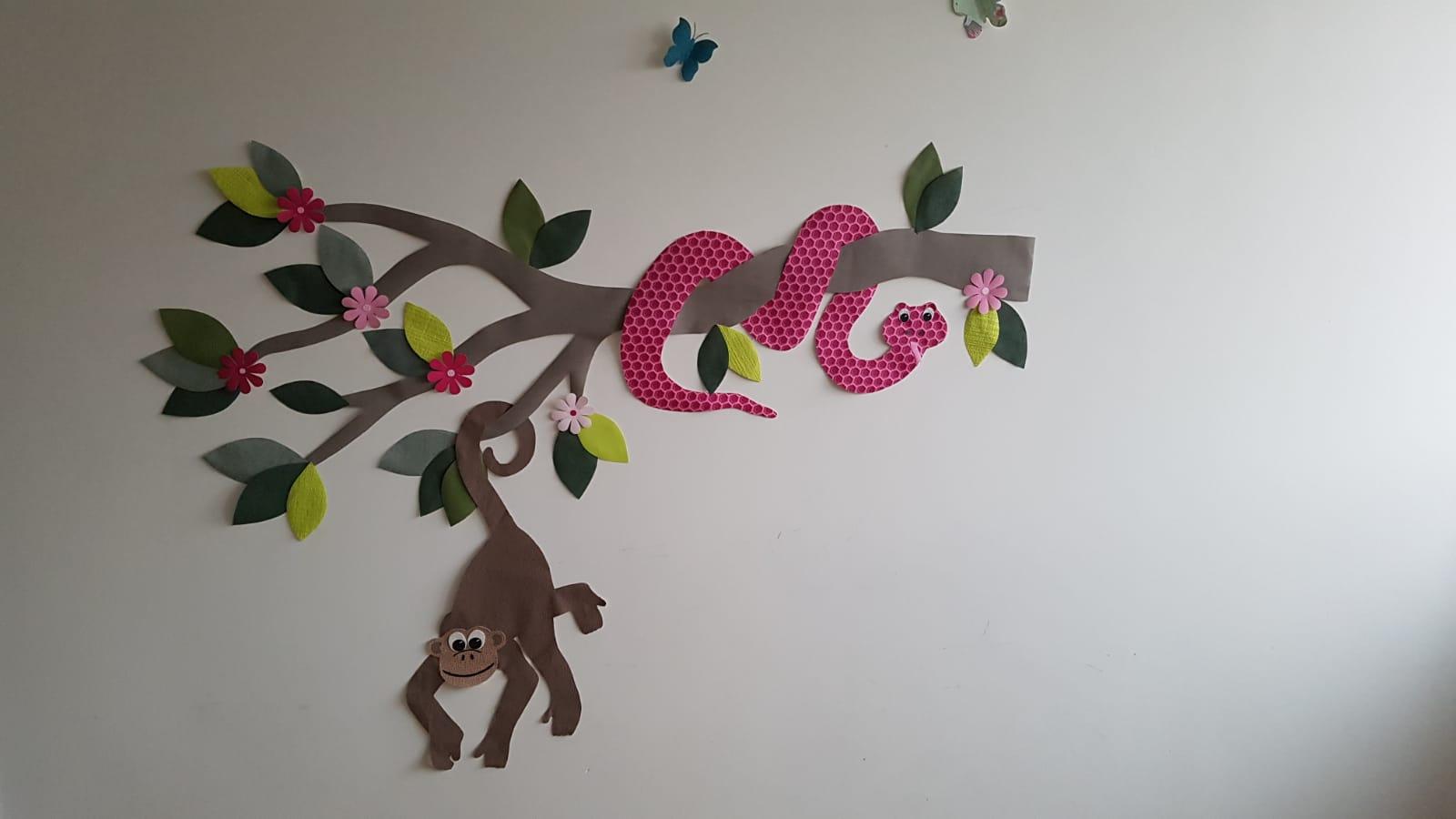 Babykamer In Hoek : Slangentak vanuit hoek komend u uiltje boompje beestje