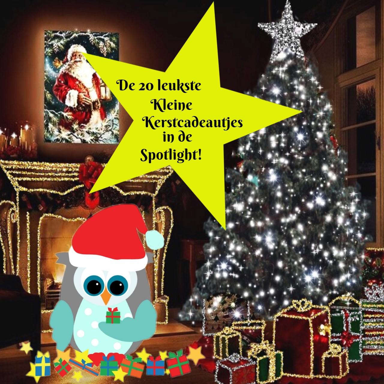 blog cadeautjes uil kerstmis